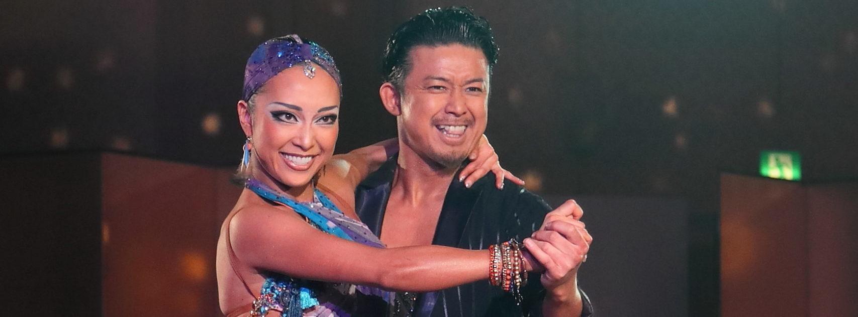タグ: 社交ダンス練習、社交ダンスラテン
